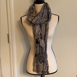Lightweight scarf o/s